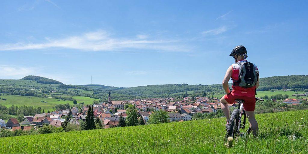 Mountainbiking Rhön