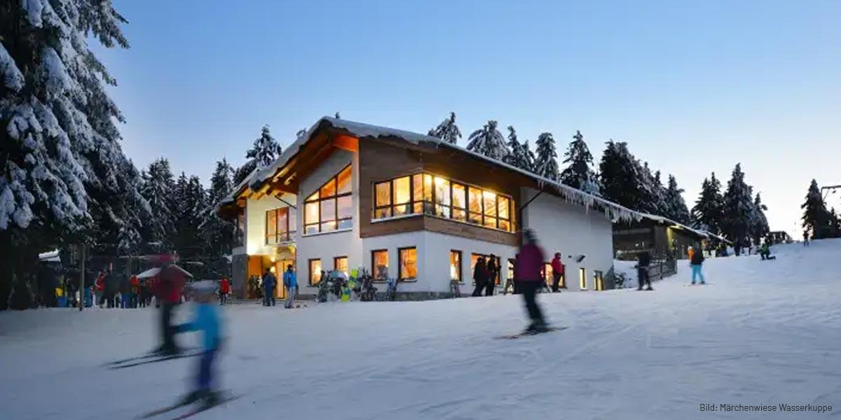 Skihütte Märchenwiese Wasserkuppe
